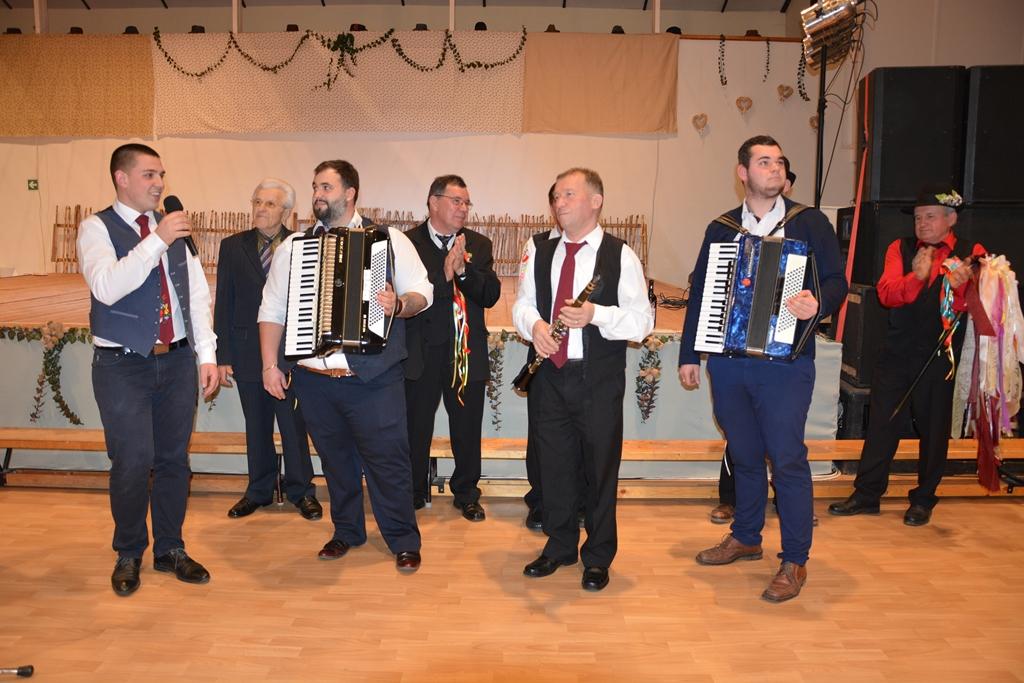 A Coctail Band részt vett a baksi Vőfély- és Zenésztalálkozón