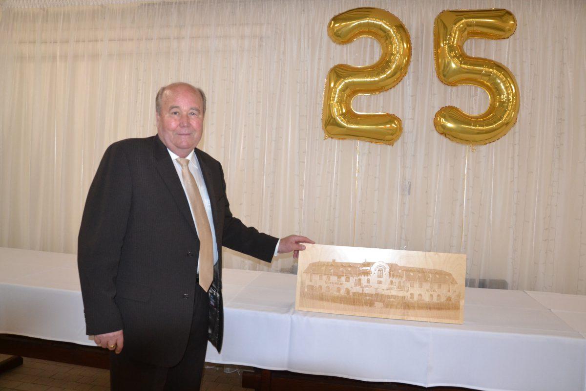 25 éves a Hotel Orchidea