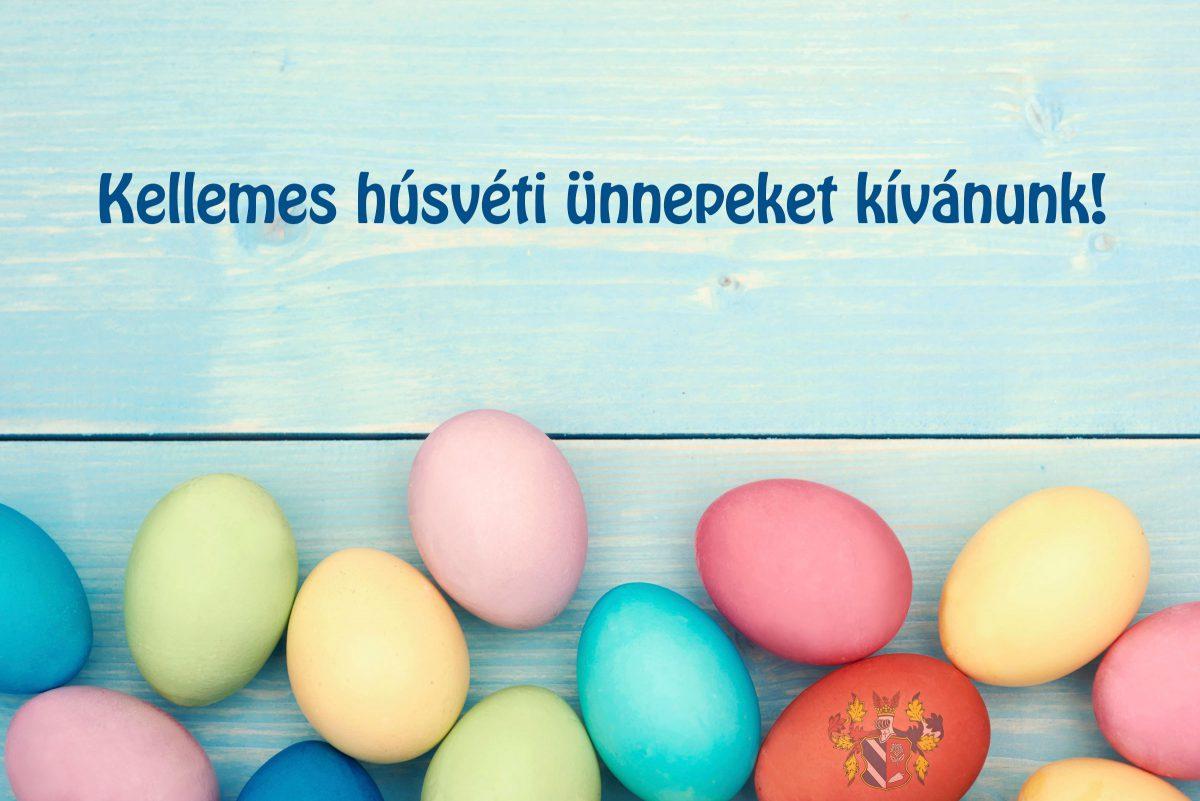 Kellemes húsvéti ünnepeket kívánunk községünk minden lakójának és honlapunk látogatóinak!