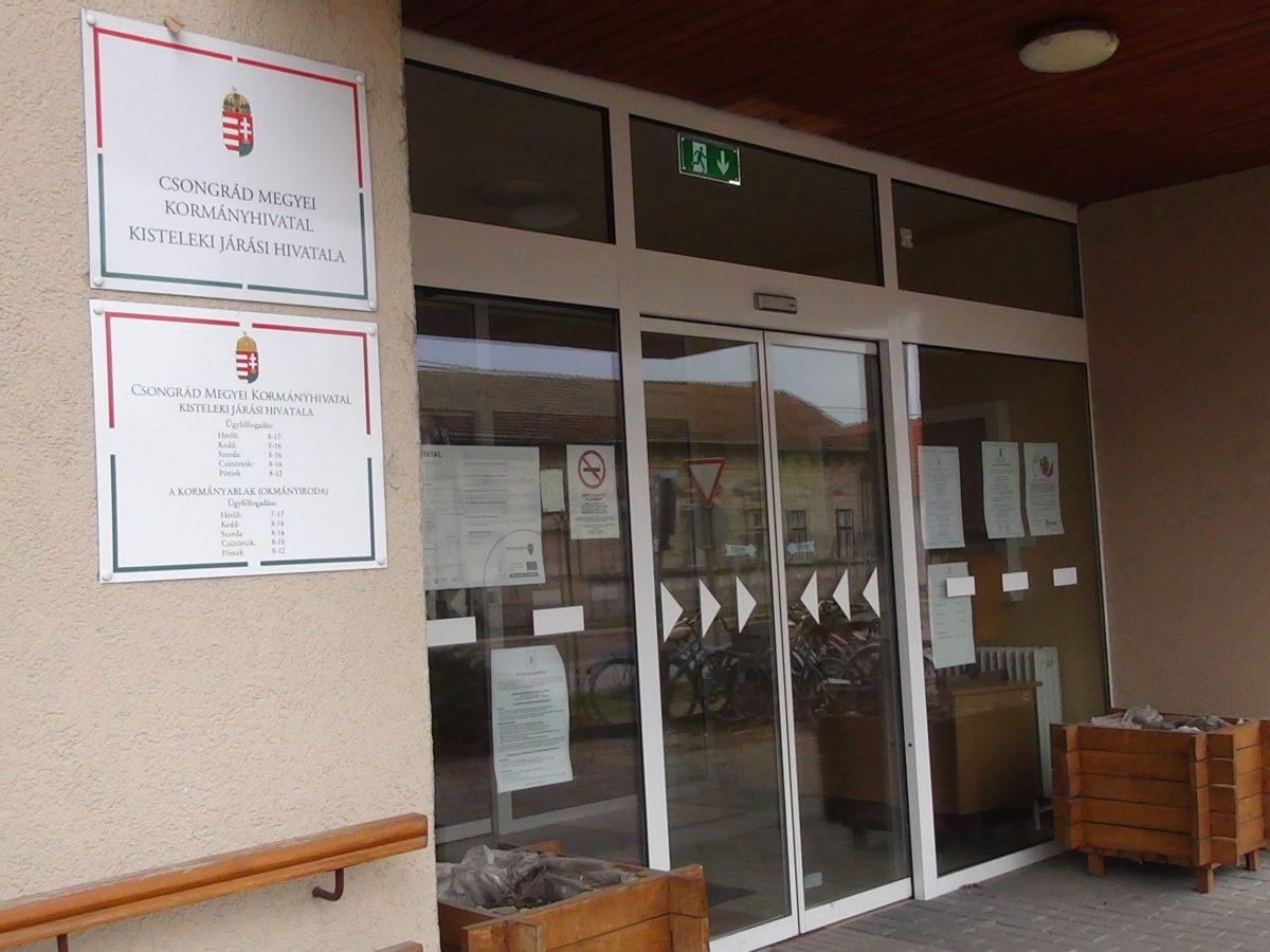 Megváltoznak a Kisteleki Járási Hivatal Foglalkoztatási Osztály telefonszámai