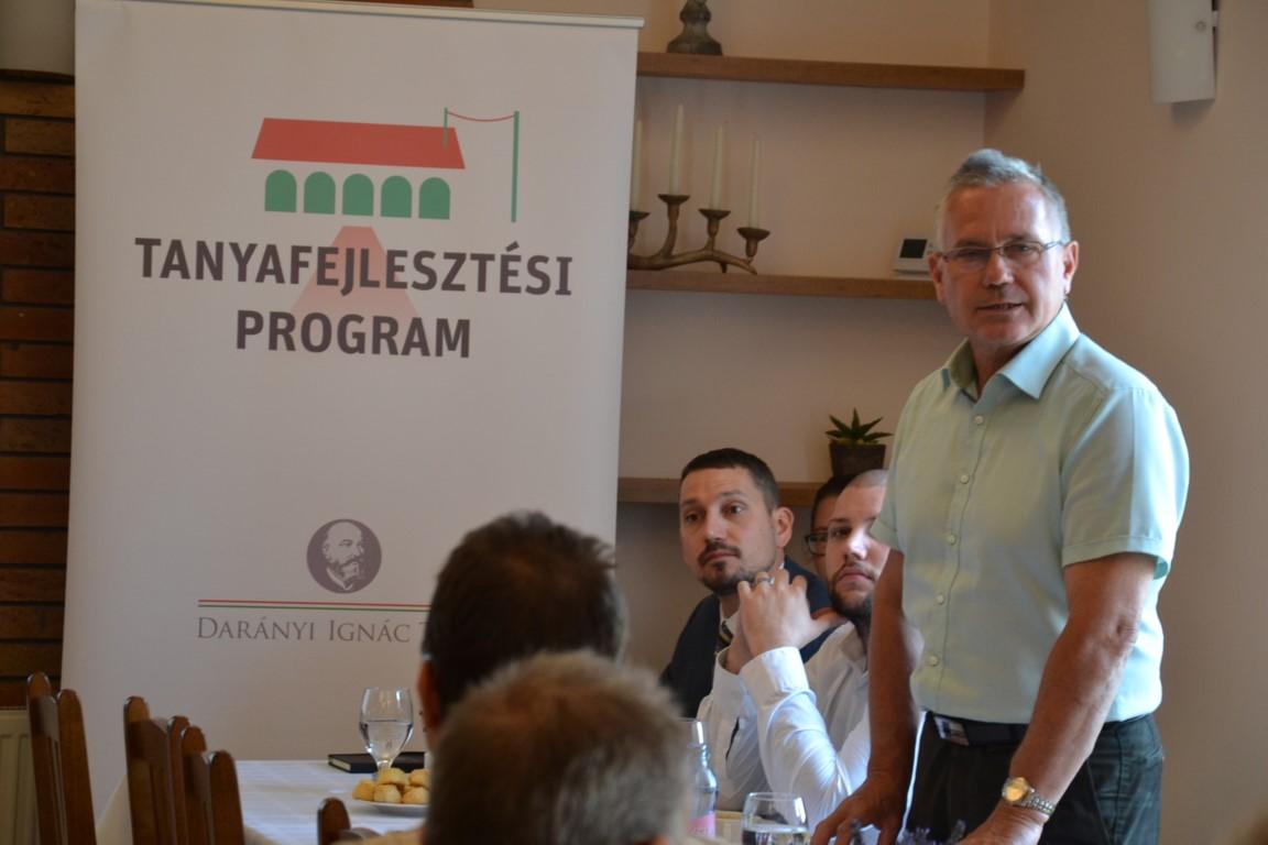 Tanyafejlesztési programról Balástyán