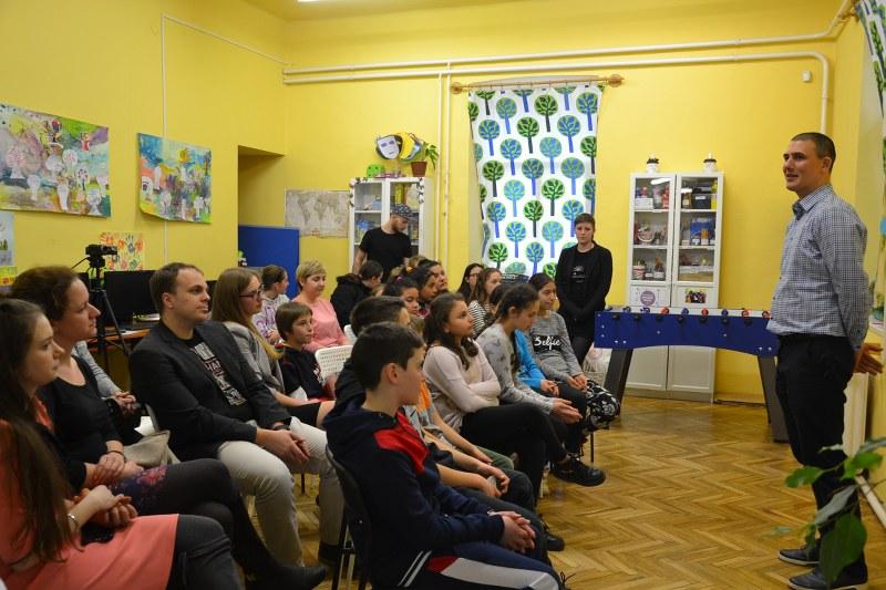 A Motiváció Egyesület projektzárója a balástyai csoportjában