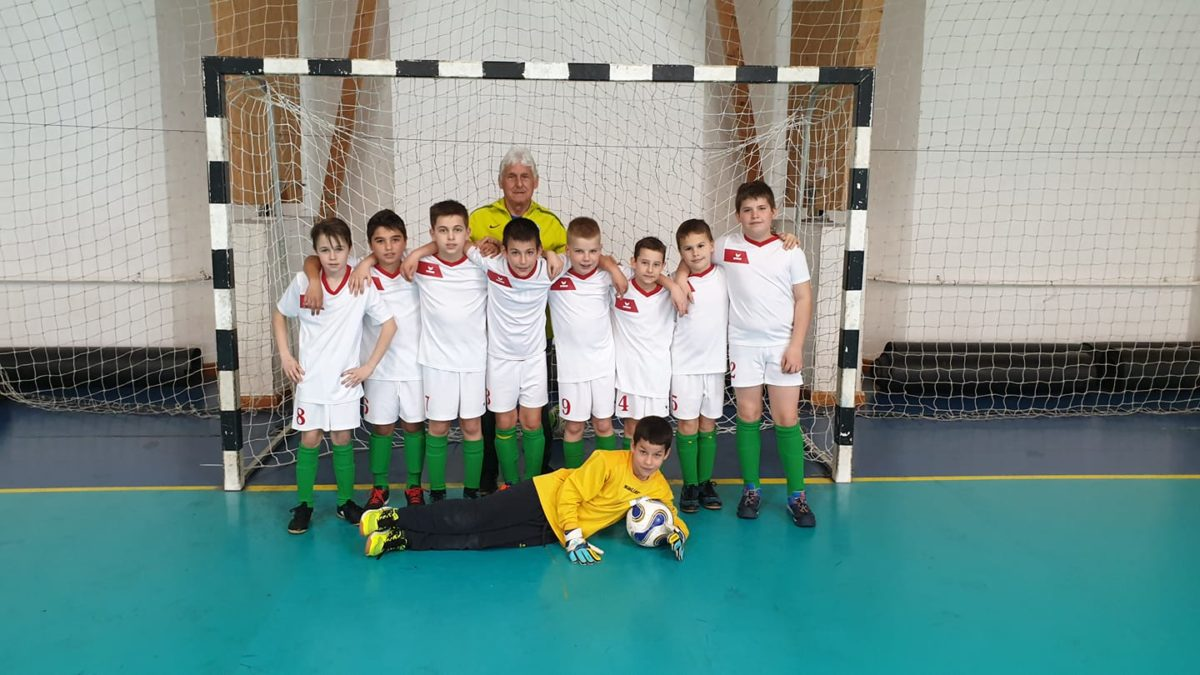 Döntőbe jutott az U11-es csapat