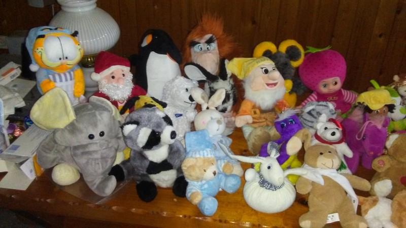 A GEMMA Központnak gyűjtöttek plüssjátékokat Balástyán