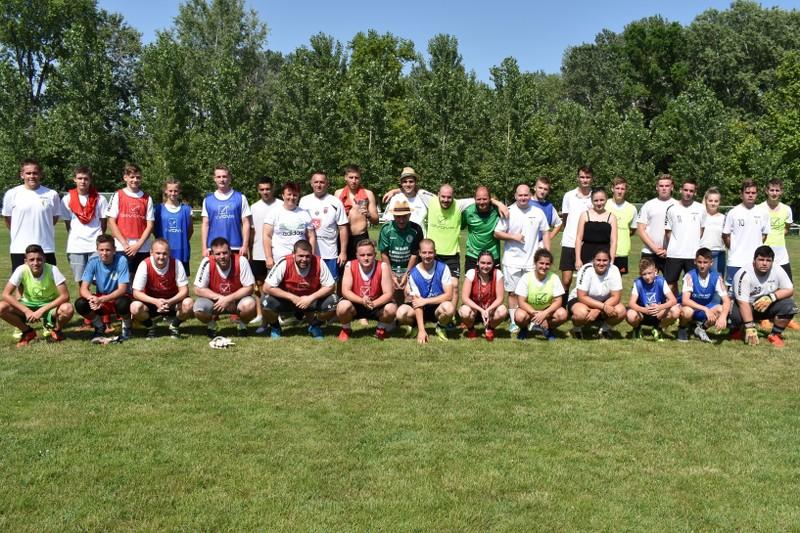 Sportnapot és szezonzárót tartott a Községi Sportkör Balástya Egyesület