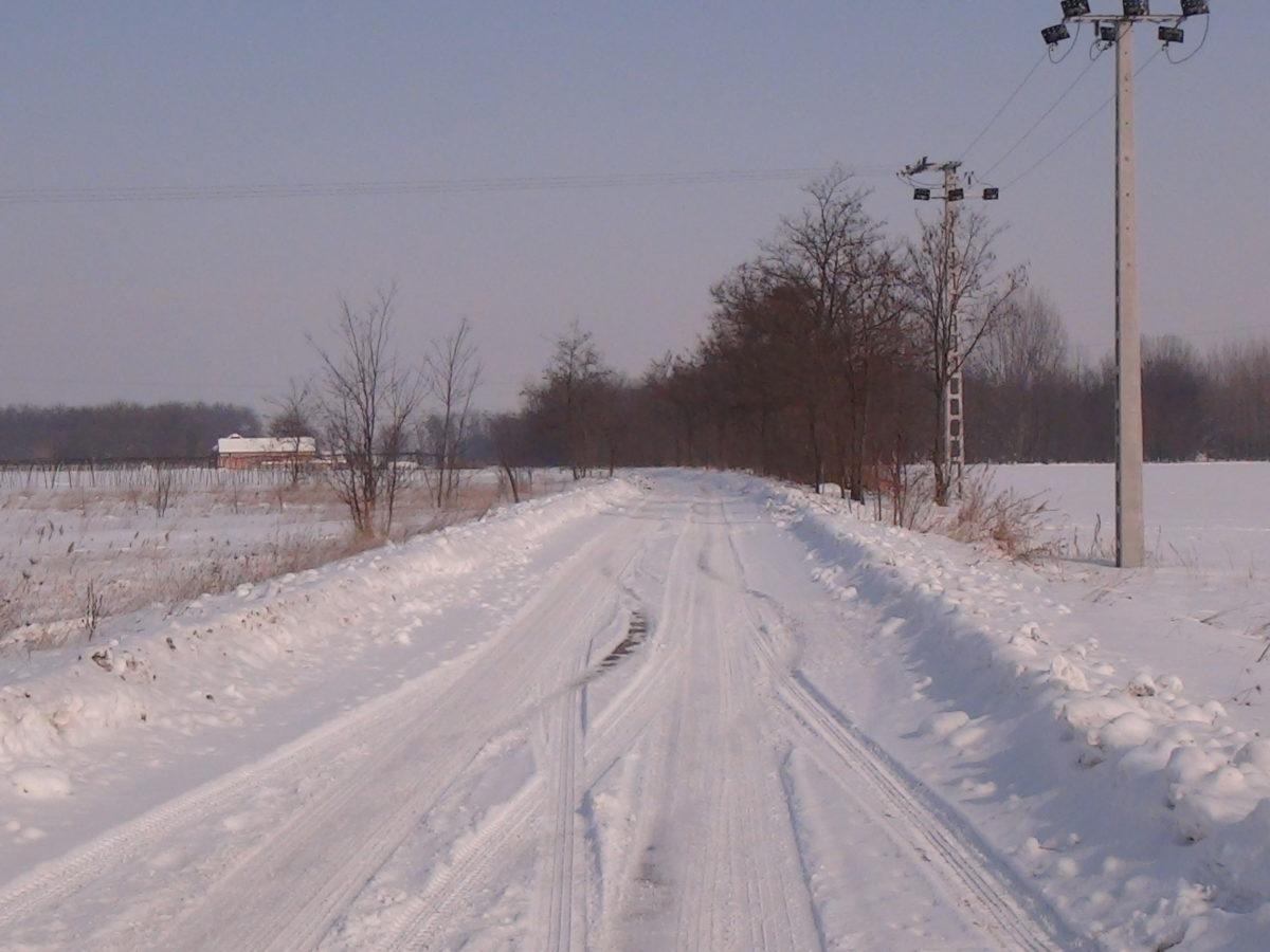 Hóeltakarítási ügyeletben  a vállalkozók elérhetősége és területhatárai